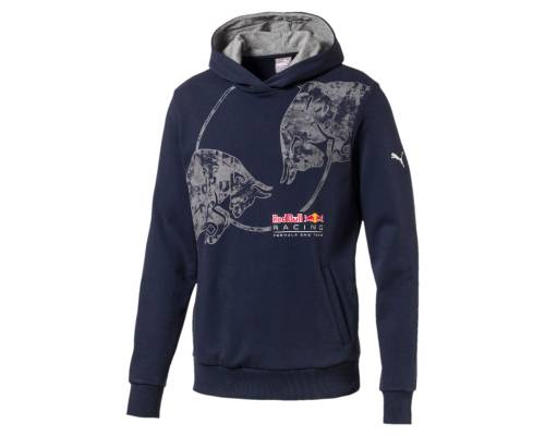 Sweat Puma Red Bull Racing Graphic Hd Eclipse