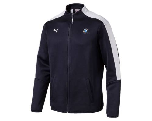 Veste Puma Bmw Motorsport T7 Track Team Blue