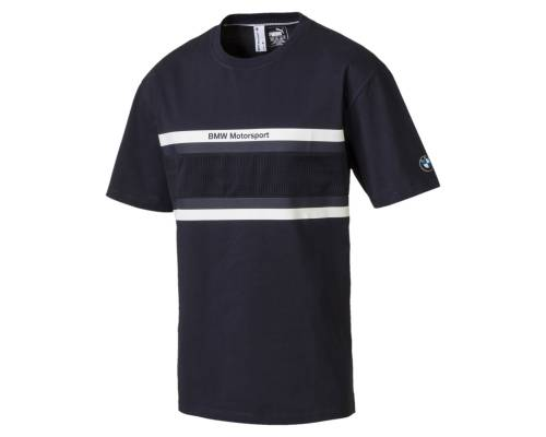 T-shirt Puma Bmw Motorsport Oversize Team Blue