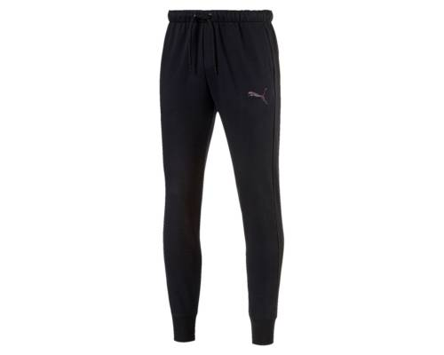 Pantalon Puma Training Fleece Noir
