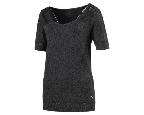 T-shirt Puma Evoknit Noir