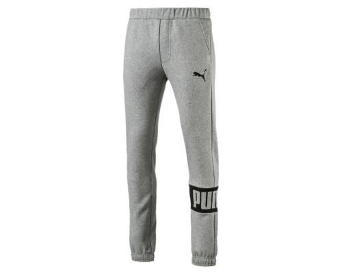 Pantalon Puma Fd Rebel Gris