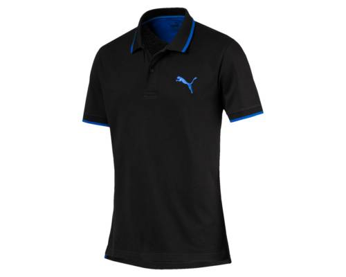 Polo Puma Active Hero Noir / Bleu