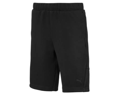 Short Puma Tech Sweat Noir