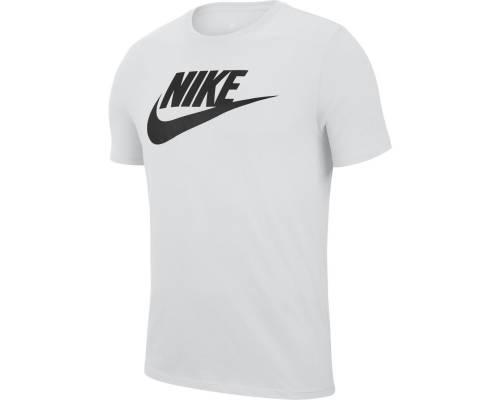 T-shirt Nike Futura Icon Blanc