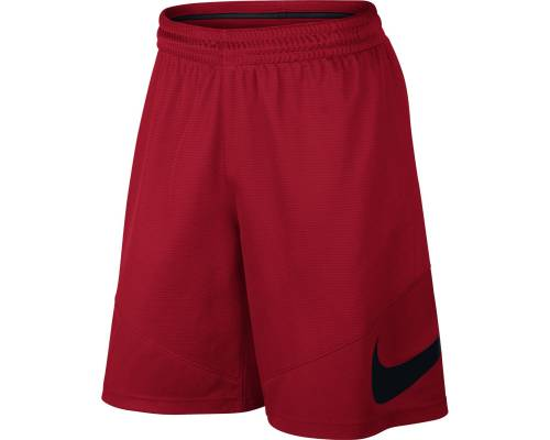 Short Nike Nk Hbr Rouge / Noir