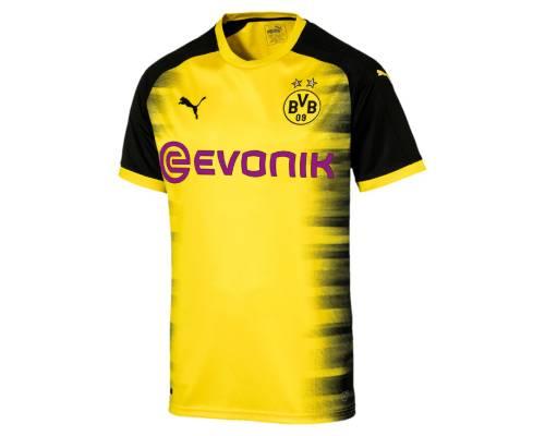 Maillot Puma Dortmund Away 2017-18