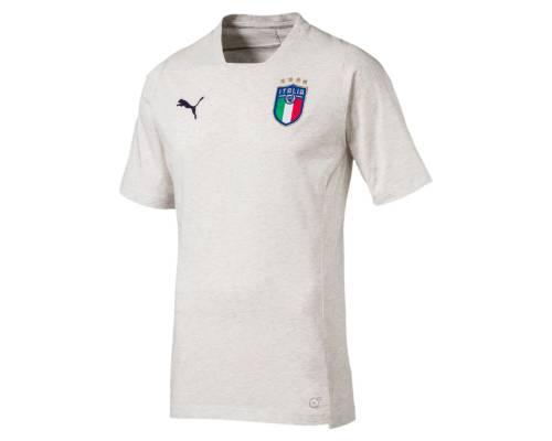 T-shirt Puma Casual Italia Blanc