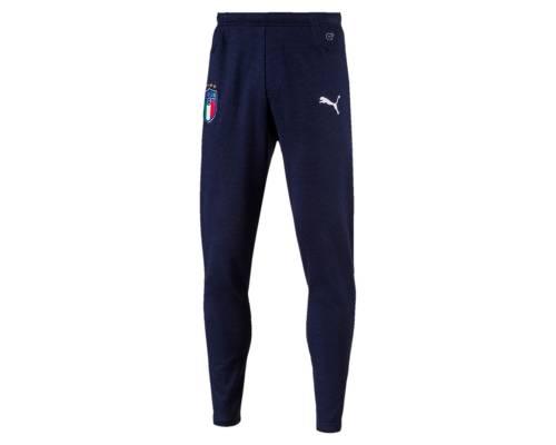 Pantalon Puma Italia Casual Bleu