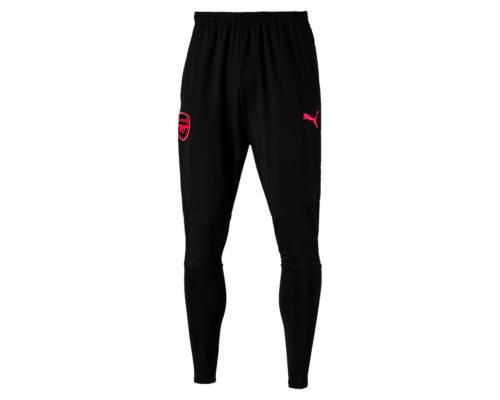 Pantalon Puma Arsenal Stadium 2017-18 Noir / Rose