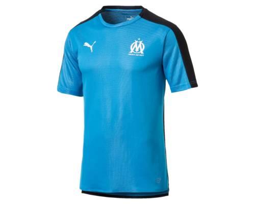 Maillot Puma Om Stadium 2018-19 Bleu