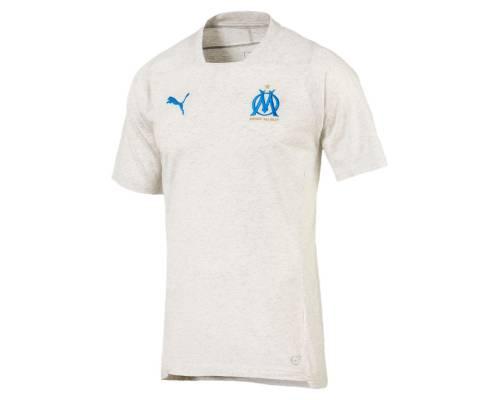 T-shirt Puma Om Casual Blanc