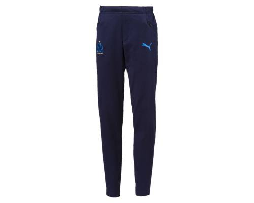 Pantalon Puma Om Casual Bleu Junior