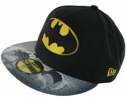 Casquette New Era Casquette Batman Vizasketch