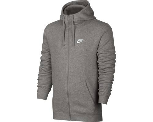 Veste Nike Sportswear Fleece Club Gris