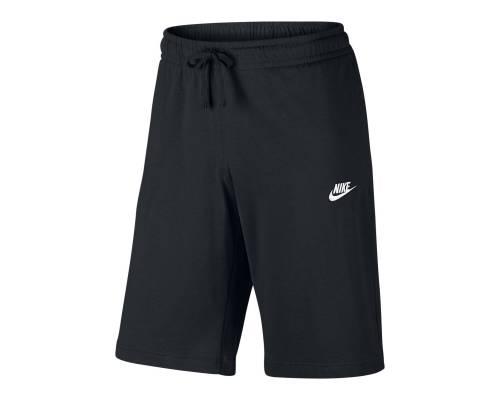 Short Nike Sportswear Jersey Club Noir