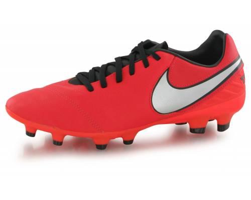 Nike Tiempo Mystic 5 Fg Rouge