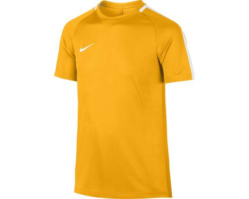T-shirt Nike Academy Dry Orange Laser / Blanc