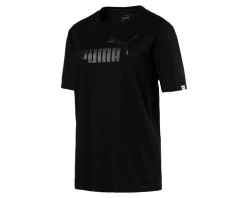 T-shirt Puma Essential Logo Bf Noir