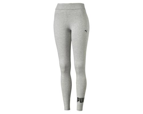 Collants Puma Essential Logo Gris