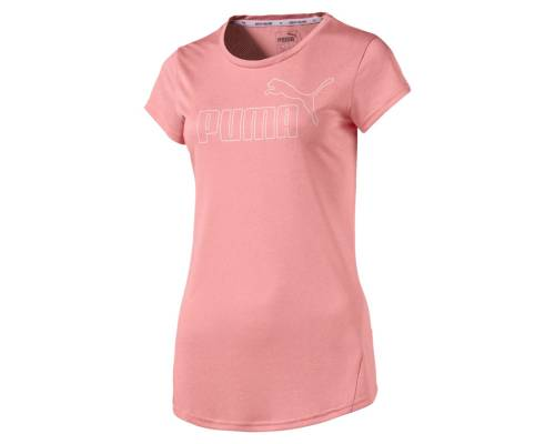 T-shirt Puma Active Essential Logo Rose