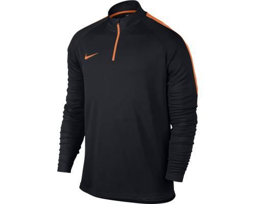 Training top Nike Academy Drill Noir / Orange