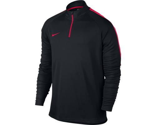 Training top Nike Academy Drill Noir / Rouge