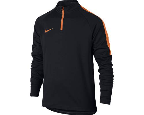 Training top Nike Academy Drill Noir / Orange
