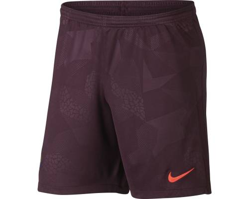 Short Nike Barcelone Third 2017-18 Purple