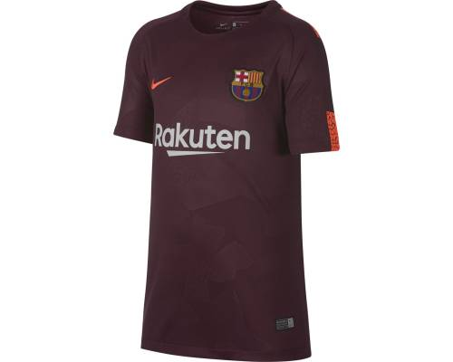 Maillot Nike Barcelone Third 2017-18 Purple