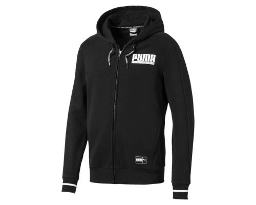 Veste Puma Style Athletic Noir