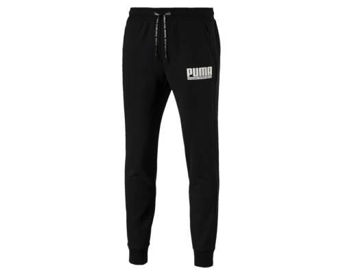 Pantalon Puma Style Athletic Tr Noir