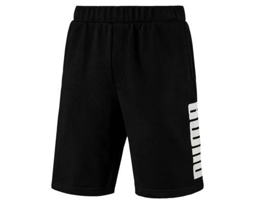 Short Puma Rebel Sweat Noir