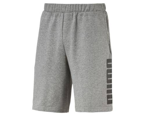 Short Puma Rebel Sweat Gris