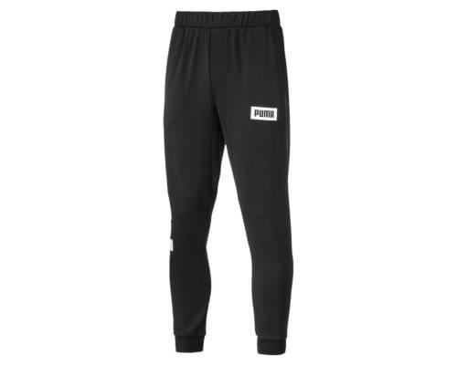 Pantalon Puma Rebel Sweat Noir