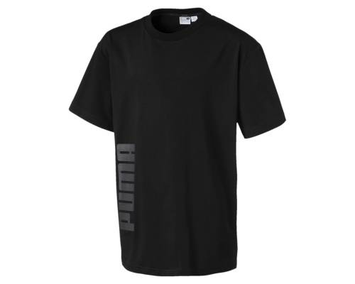 T-shirt Puma Evo Graphic Noir