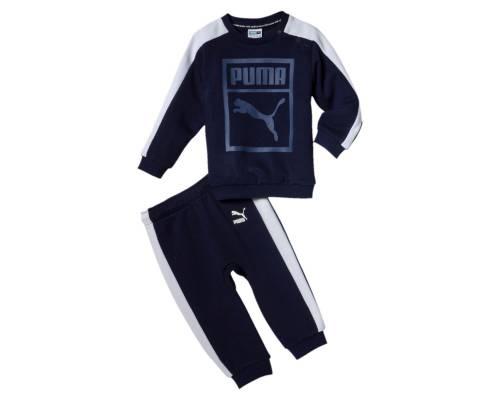 Survêtement Puma Classic Jogger Bleu