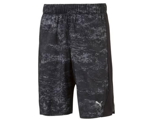 Short Puma Gym Aop Woven Noir