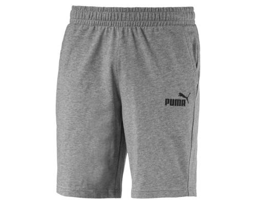 Short Puma Essentials Jersey Gris