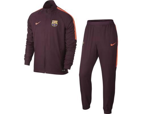 Survêtement Nike Barcelone Dry 2017-18 Bordeaux