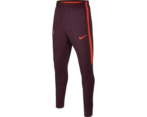 Pantalon Nike Barcelone Kpz 2017-18 Noir / Orange