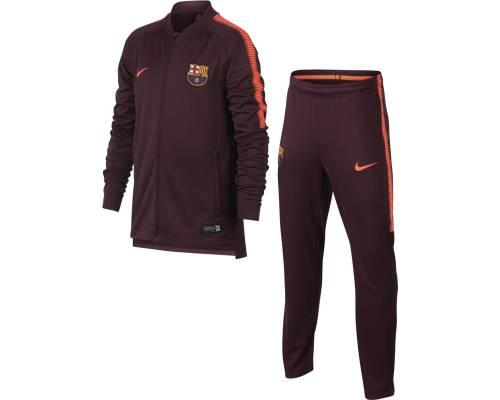 Survêtement Nike Barcelone Dry 2017-18 Violet