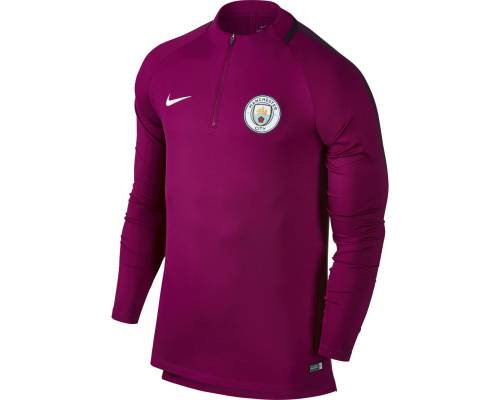 Training top Nike Manchester City 2017-18 Violet