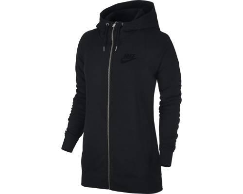 Veste Nike Nsw Modern Hd Fz Noir