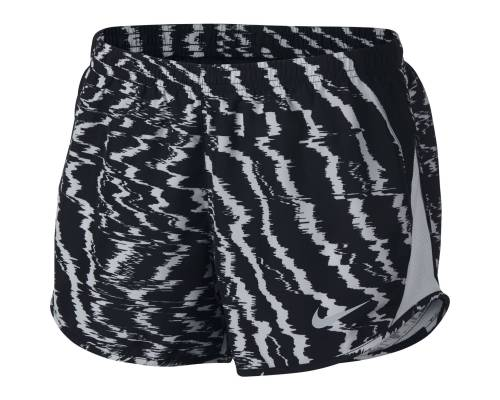 Short Nike Dry 10k Noir / Blanc