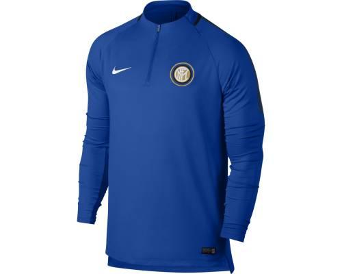 Training top Nike Inter Milan 2017-18 Bleu