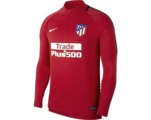 Training top Nike Atletico Madrid 2017-18 Rouge