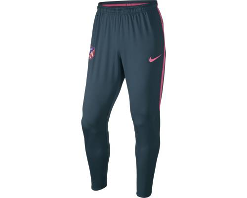 Pantalon Nike Atletico Madrid Training 2017-18 Bleu / Rose