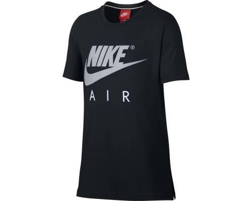 T-shirt Nike Air Noir / Gris