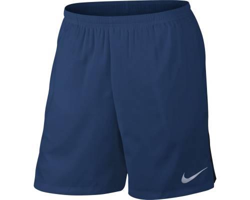 Short Nike Flex Challenger 2in1 Bleu